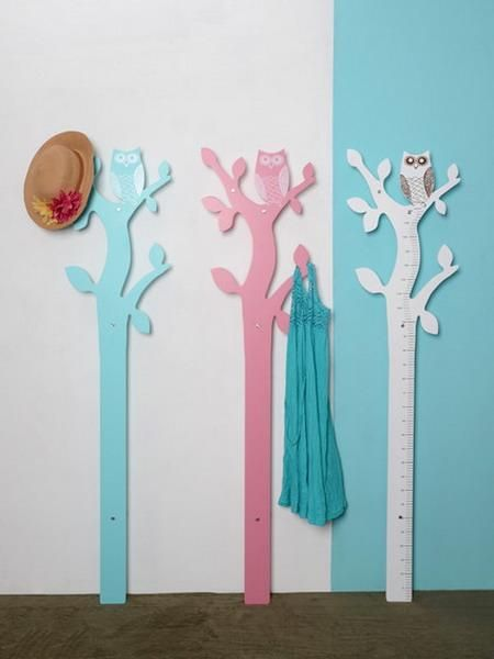 Tree Coat Rack Creative Kids And Coat Racks On Pinterest
