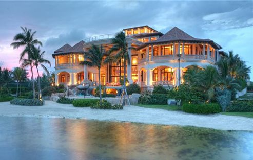 Top 10 Most Beautiful Houses On The Beach Luxury Beach House