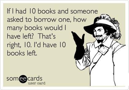 Bookworms don't share.: Book Stores, Chocolate Chips, Books Left, Book Hoarder, Books Books, Chocolate Chip Cookies, Bookworms Don T