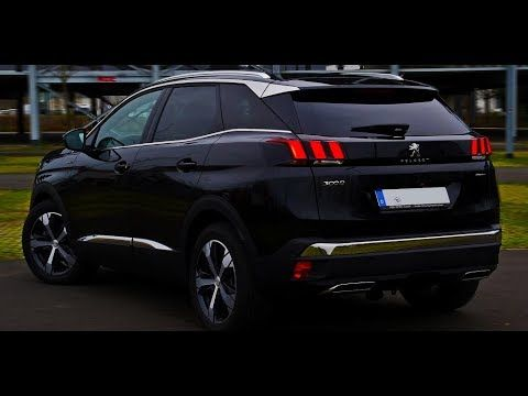 New 2019 Peugeot 3008 Gt Sport Suv Interior And Exterior 1080p