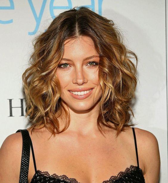 Awe Inspiring Jessica Biel On Pinterest Short Hairstyles Gunalazisus
