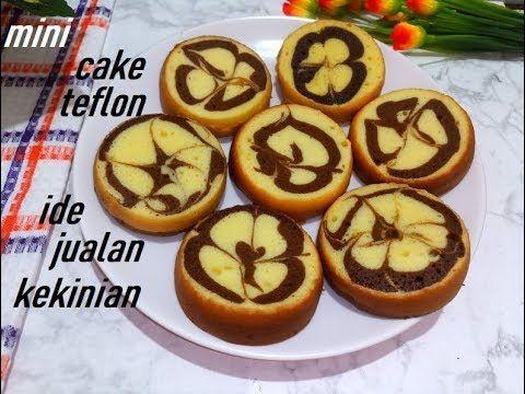 Resep Marmer Cake Mini Teflon Empuk Lembut Simple Dan Enak Cocok Untuk Ide Jualan Cake Youtube Resep Makanan Makanan Dan Minuman