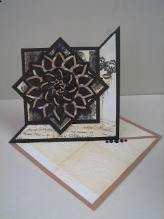 Scottie Crafts Blog: Spellbinding Card by Wendy