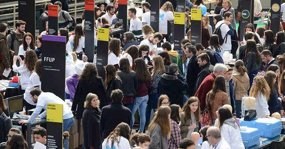 Mais de 18.000 pessoas passaram este ano pela Mostra da U.Porto, batendo o recorde de número de visitantes numa única edição.