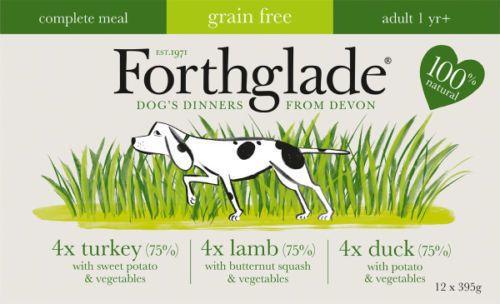 Forthglade Grain Free Complete Dog Food