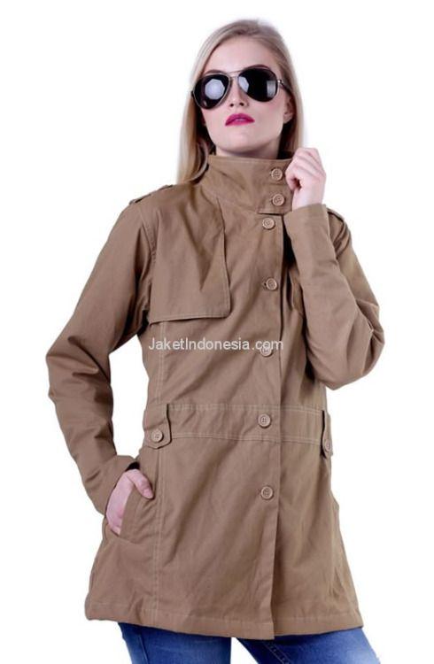 Jaket wanita H 2051 adalah jaket wanita yang nyaman untuk...