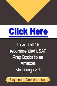 LSAT Prep Books & Self-Study - How I got a 177 on the LSAT