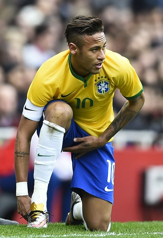 FanZentrale Neymar - Freundschaftsspiel - Brasilien 1:0 Chile...