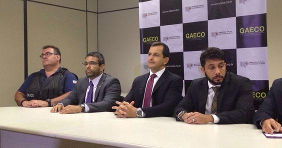 Dois são presos contra fraudes em licitações que somam R$ 370 milhões