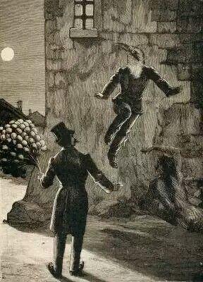 Max Ernst collage from Une Semaine de Bonte