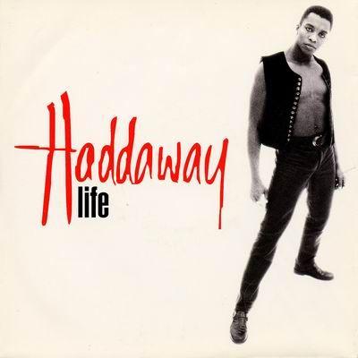 Haddaway – Life acapella
