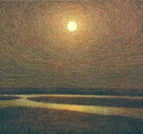Ivan Marchuk 'Looking into Infinity'