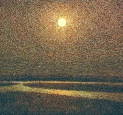 Ivan Marchuk 'Looking into Infinity'