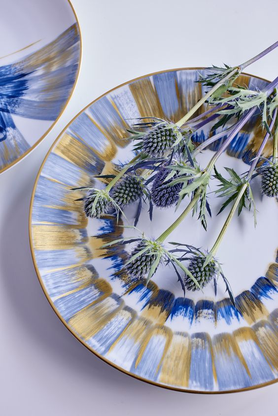 #mariedaâge #Newcollections #Handpainted #100%madeinFrance #Limoges