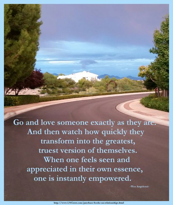 A great explanation of the power of love. http://www.lngerst.com/purchase-books-on-relationships.html