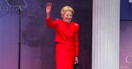 Phyllis Schlafly: The Passing of a Patriot