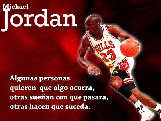 MJ Y SU OCURRENCIA