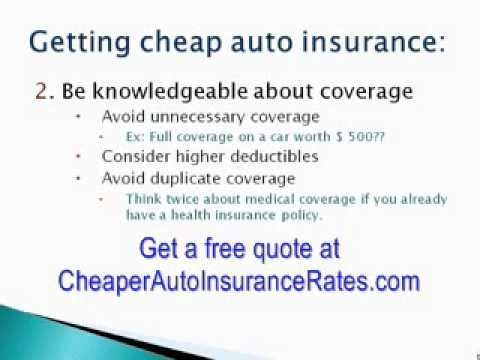Car Insurance Geico How To Buy Car Insurance Cheap Watch Video