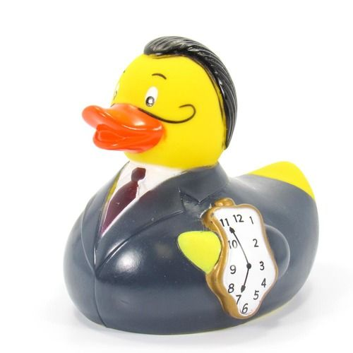 / Canard de bain/  Boutique Duck/  / Rosie the Riveter : 11/ cm L / Canard de bain/