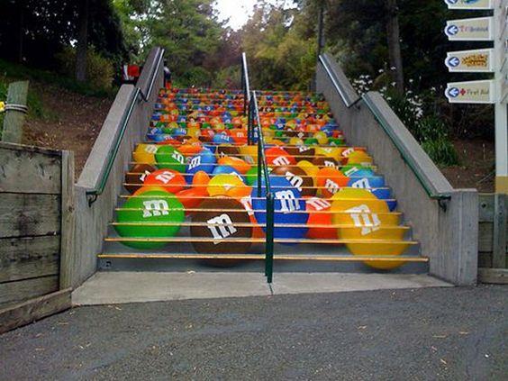 stairs street art-26