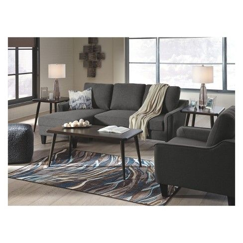 Jarreau Sofa Chaise Sleeper Gray Signature Design By Ashley Target Chaise Sofa Queen Sofa Sleeper Furniture