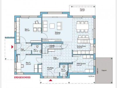 grundriss eg traumh user pinterest haus. Black Bedroom Furniture Sets. Home Design Ideas