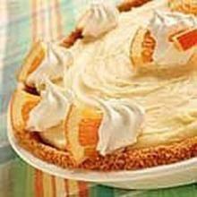 Citrus Pie - one of Louisiana Cooking's top 10 desserts!