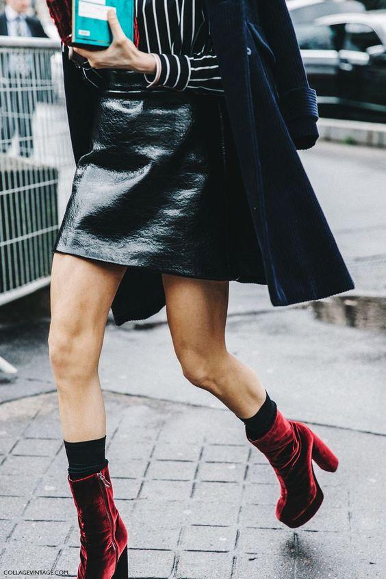 Our Favorite Velvet Shoes For Fall: