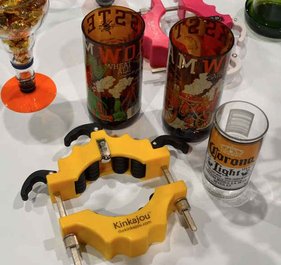 Pinterest the world s catalog of ideas for Cool things to do with beer bottles
