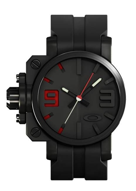 all oakley watches ever made