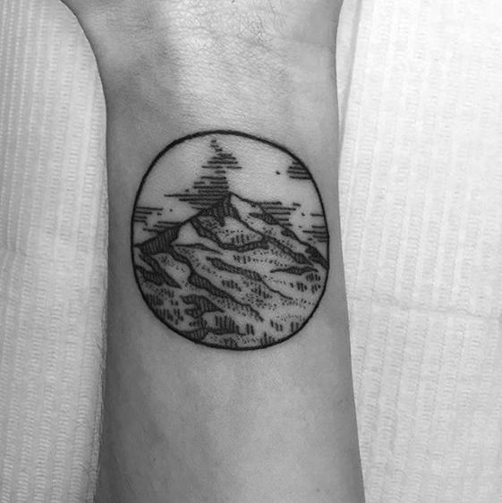 Top 43 Best Small Nature Tattoos 2020 Inspiration Guide Nature Tattoos Tattoos For Guys Small Nature Tattoo