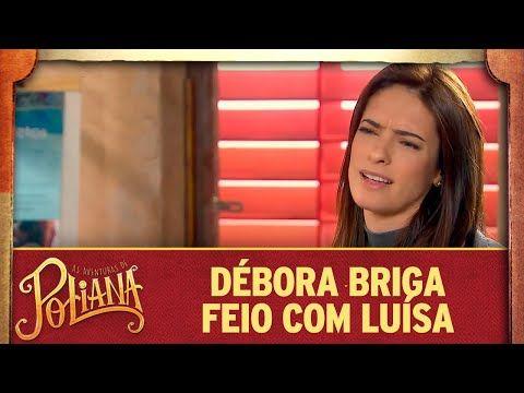 Debora Briga Com Luisa As Aventuras De Poliana Youtube As