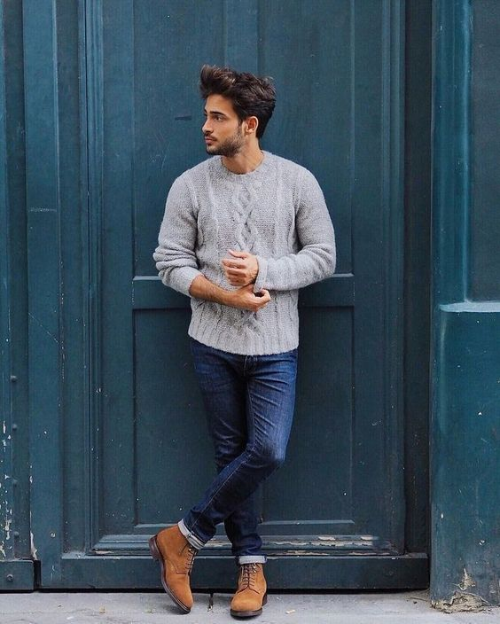 37 Business Casual Winter Outfit For Men In The Office