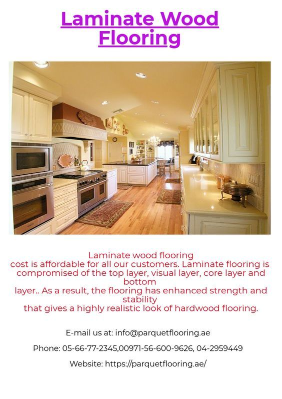Laminate Floorings Are Multi Layer Synthetic Flooring Done With The Lamination Process If You Like The Natural Beauty With Easy Laminate Flooring Wood Laminate Flooring Parquet Flooring