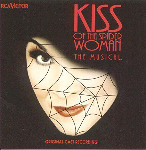 Kiss Of The Spider Woman 1992 Music By John Kander Lyrics By Fred Ebb Original London Cast Recording Spider Woman It Cast Originals Cast