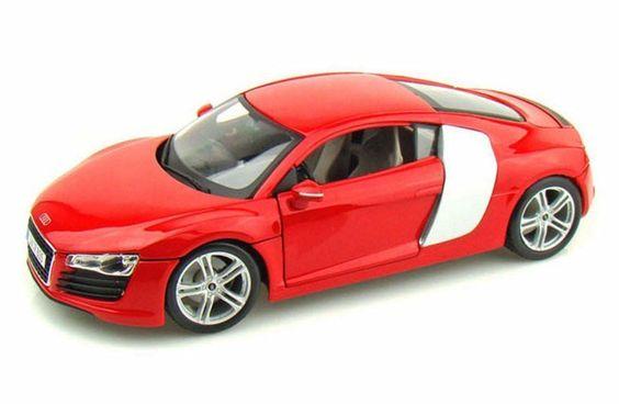 Maisto Audi R8 1:18 Scale