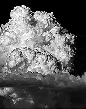 #cumulus congestus