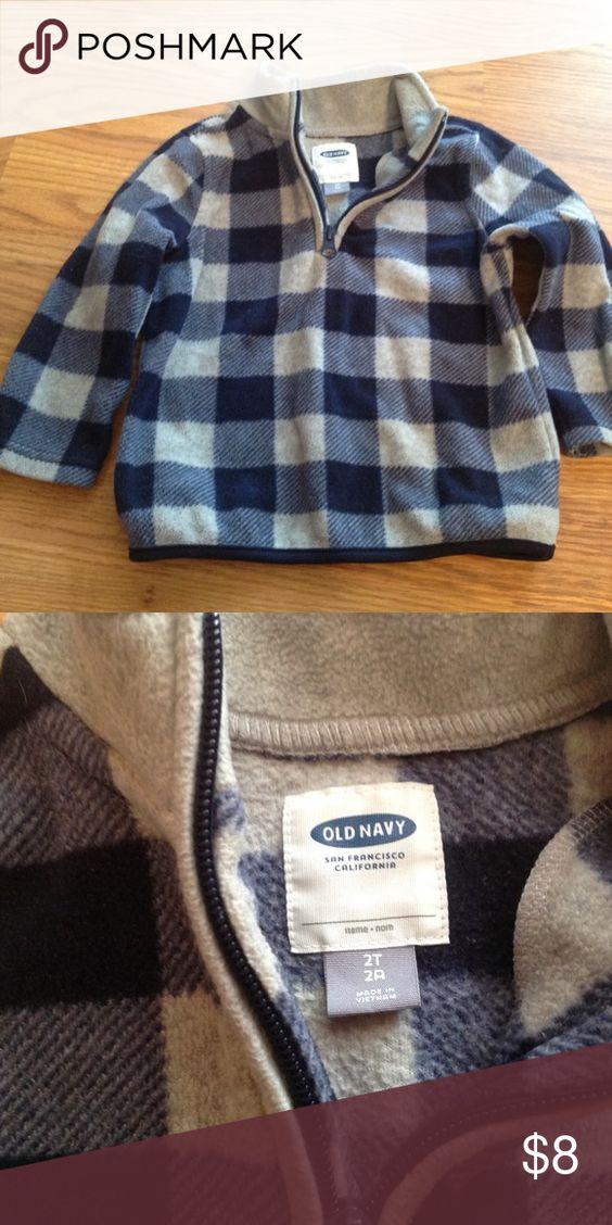 2t jacket old navy Fleece jacket Old Navy Jackets & Coats
