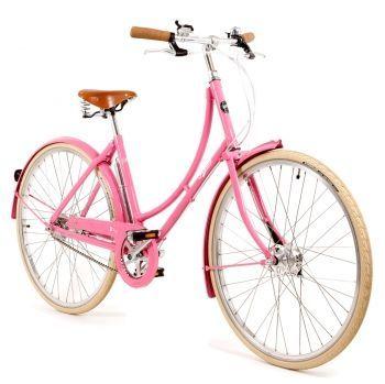 Would love me a pink bike