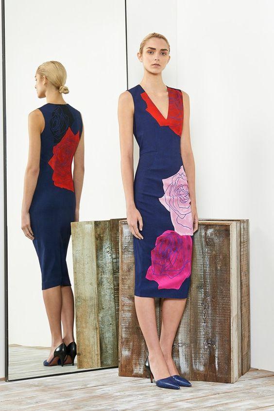 Sportmax, pre-spring/summer 2015 fashion collection