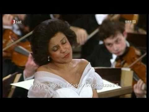 Kathleen Battle - His eye is on the sparrow - live! 1983
