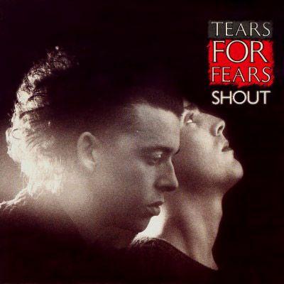 Tears for Fears – Shout (single cover art)