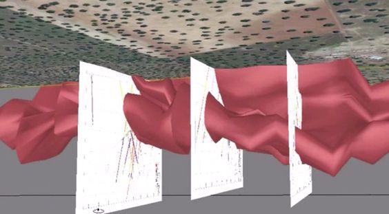 Georeferenciación de imágenes en 3D con RecMin