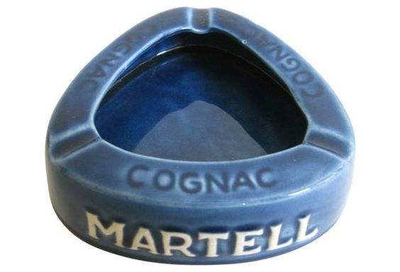 Martell  Cognac          Ashtray