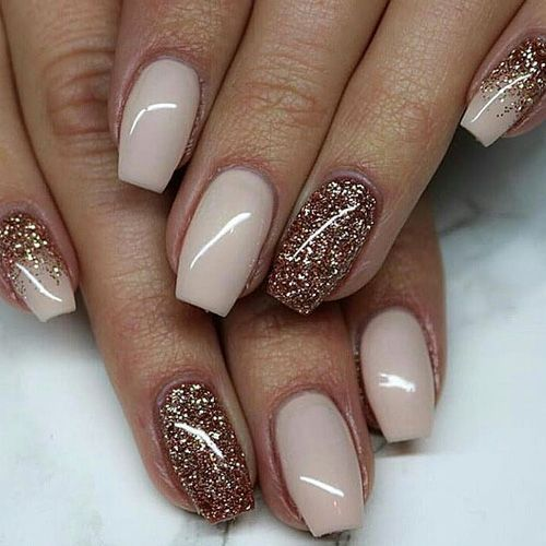 59 Cute Fall Nails Which Work For Every Age Nails Nailart Fallnails Cute Nails For Fall Nail Color Trends Fall Acrylic Nails