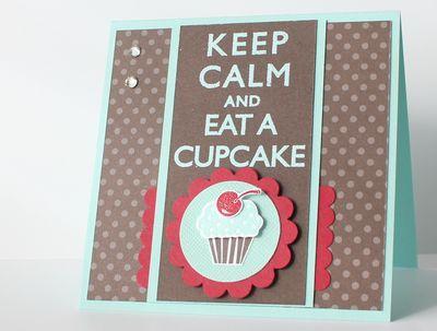 Keep Calm Stampin' Up!