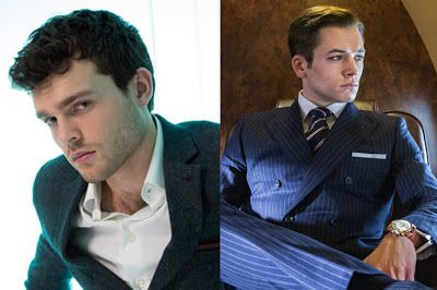 Rumor: Taron Egerton and Alden Ehrenreich in Consideration for Young Han Solo Role