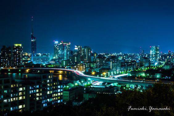 Photo Lighting Fukuoka by fumiaki yamasaki on 500px