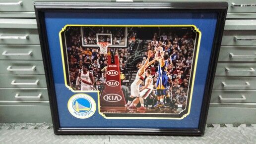 #Stephcurry #warrior's #goldenstate #custompictureframing #lntframing #pictureframing #customframing #bayarea #sfbayarea