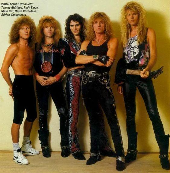 "Юбилейное переиздание альбома группы Whitesnake ""Slip Of The Tongue"" к его 30-летию | Говорит Всеволод Баронин | Яндекс Дзен"